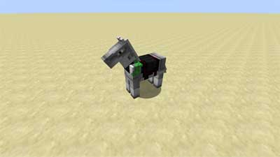 Minecraft-green-pixels-on-iron-horse-armor