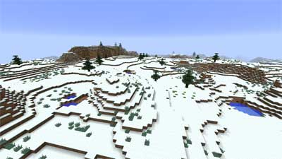 Minecraft-Snow-layers